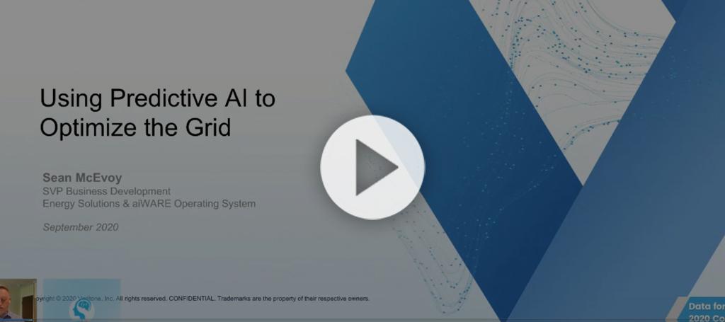 Using Predictive AI to Optimize the Grid
