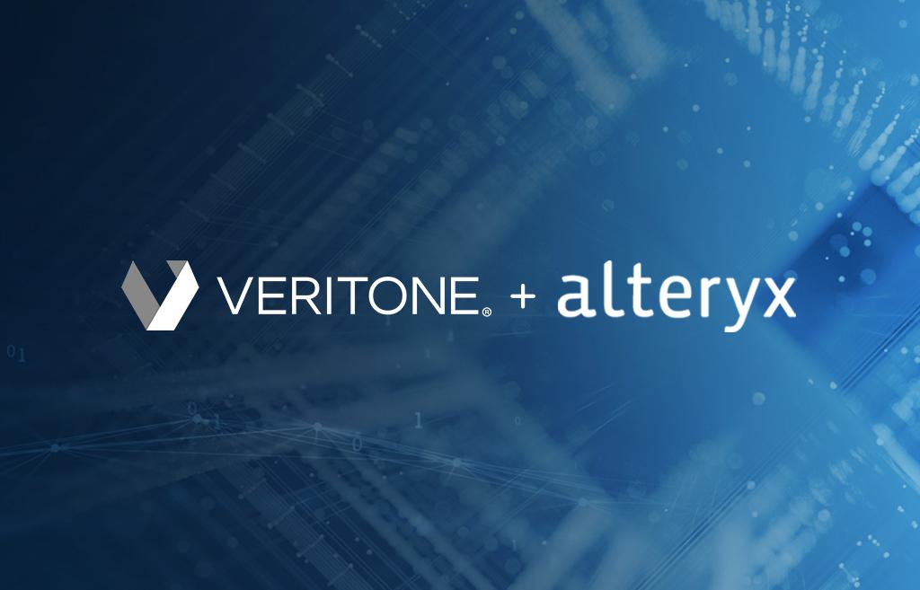 Veritone + Alteryx