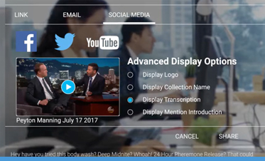 Content Extension