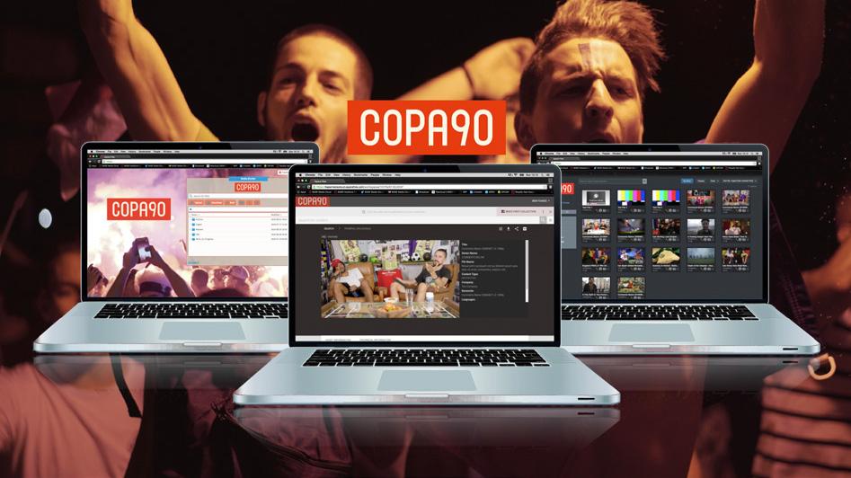 COPA90 Laptop