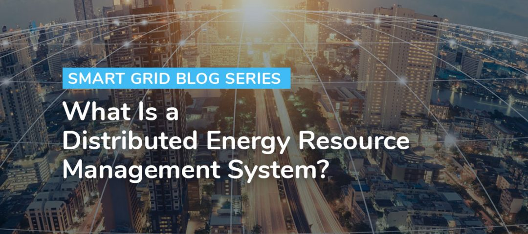 Distributed Energy Resource Management System