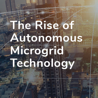 Autonomous Microgrid Technology
