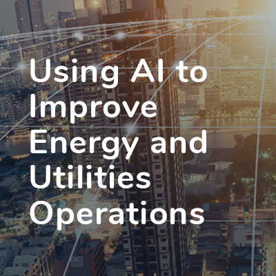 Energy and Utilities Operations