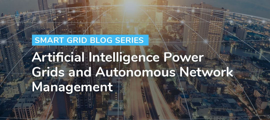 Artificial Intelligence Power Grids
