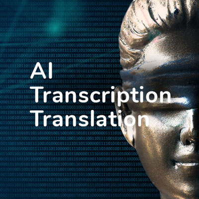 AI Transcription Translation