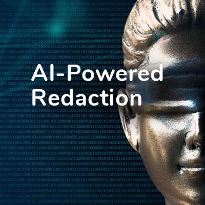 AI-Powered Redaction