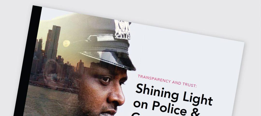 Law Enforcement Transparency Report