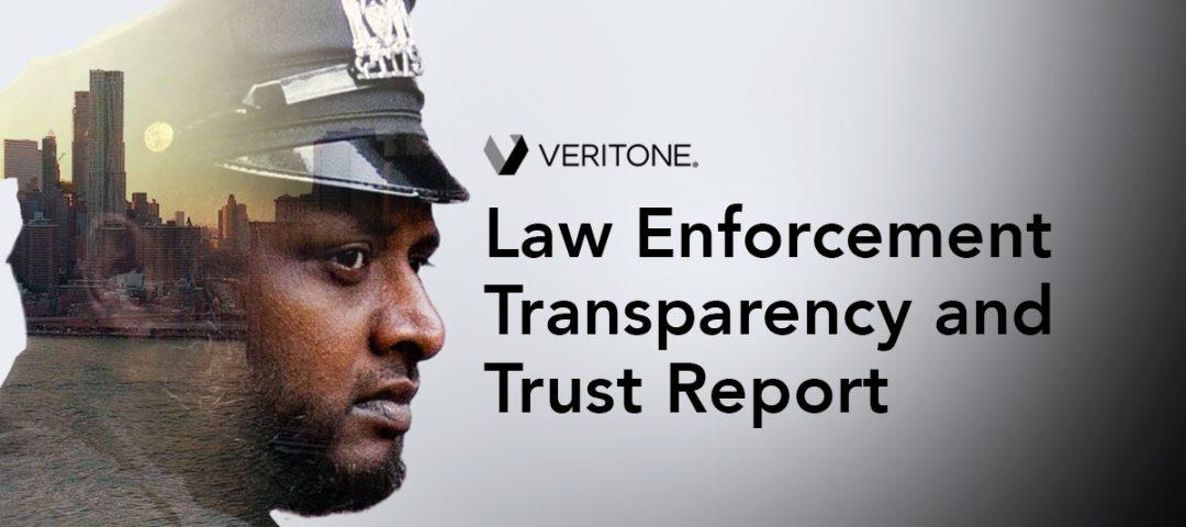 Law Enforcement Transparency & Trust Report